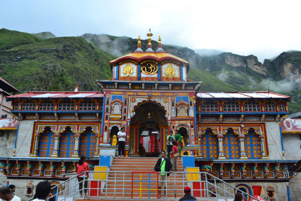 Badrinath Temple in Devbhoomi